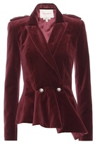 Carolina Herrera Exclusive To Mytheresa.com – Velvet Jacket