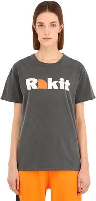 Rokit The Climber Cotton Jersey T-shirt