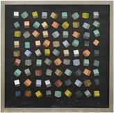 Uttermost Color Blocks Shadow Box Wall Art