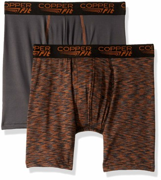 Copper Fit Men's Performance Boxer Brief