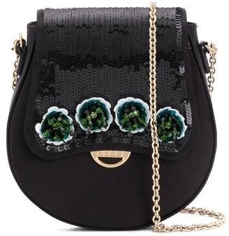 Emilio Pucci embellished cross-body bag