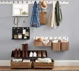 Pottery Barn Wood Multi Shelf