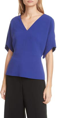 Ophelia Judith & Charles Crepe Blouse