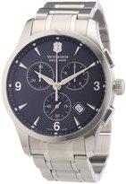 Victorinox Men's Quartz Watch with Chronograph Quartz Stainless Steel 241478