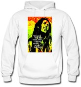 Ccttdiy Men's Bob Marley Hoodies, Bob Marley Printed Sweatshirts