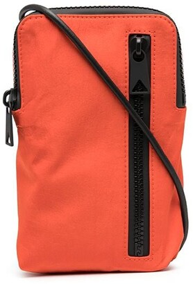 Bottega Veneta slim Intrecciato messenger bag