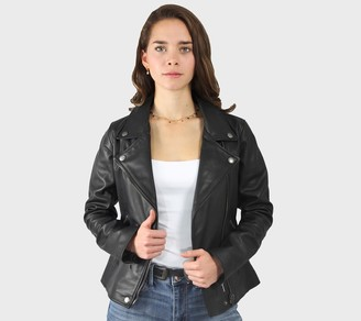 Frye Classic Moto Leather Jacket