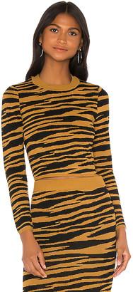GRLFRND Toni Long Sleeve Sweater