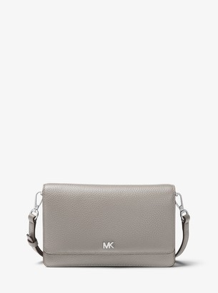 MICHAEL Michael Kors Pebbled Leather Convertible Crossbody Bag