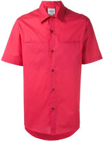 Vivienne Westwood Rattle shortsleeved shirt - men - Cotton - 48