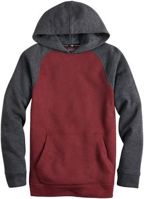 Tek Gear Boys 8-20 Ultrasoft Fleece Pullover Hoodie in Regular & Husky