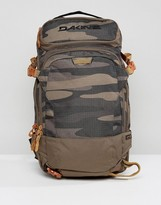 Dakine Heli Pro Backpack In Camo 20l