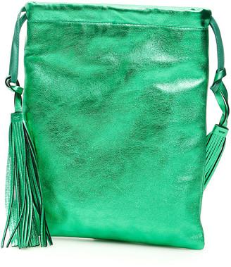 ATTICO The Laminated Nappa Mini Bag