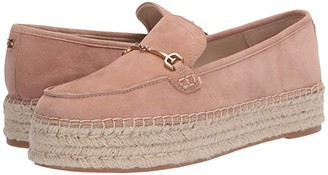Sam Edelman Corrin (Toasted Almond Suede Leather) Women's Shoes