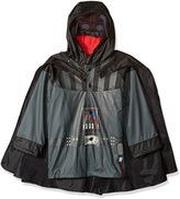 Western Chief Boys' Little Boys' Star Wars Darth Vader Rain Coat