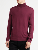 Samsoe & Samsoe Minya Turtle Neck Top, Windsor Wine