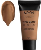 NYX (3 Pack Stay Matte But Not Flat Liquid Foundation - Deep Rich