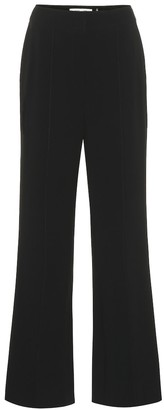 Diane von Furstenberg Ciara high-rise flared pants