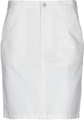 Carhartt Knee length skirts