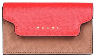Marni Trunk Fold Over Wallet
