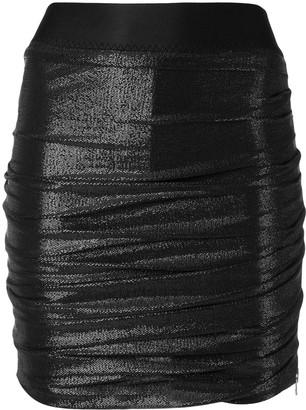 Faith Connexion Drape Tube Skirt
