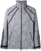 adidas Chambreaker track jacket - men - Cotton/Linen/Flax/Polyester/Polyurethane - S
