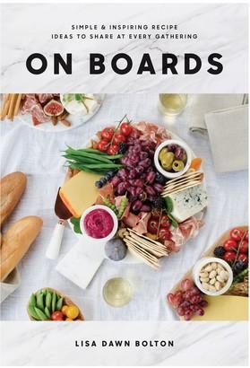 "Penguin Random House ""On Boards"" Cookbook"