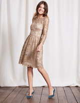 Boden Luxe Lace Dress