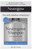 Neutrogena Anti- Residue Shampoo - 6 Oz