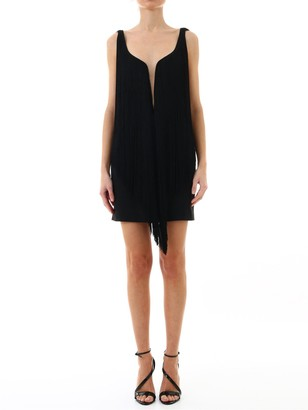 Stella McCartney Deep V-Neck Dress