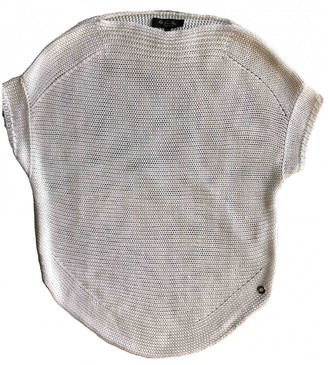 Loro Piana White Linen Knitwear for Women