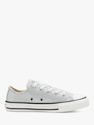 Converse Children's Chuck Taylor All Star Metallic Trainers
