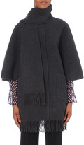 Diane von Furstenberg Susie wool-blend coat