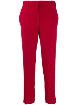 No.21 elasticated waist tailored trousers