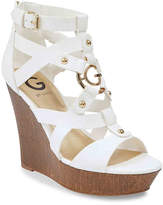G by Guess Women's Dodge Wedge Sandal