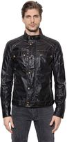 Belstaff Champion Waxed Cotton Moto Jacket