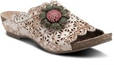 Spring Step L'Artiste By Slip-On Leather Sandals - Margene