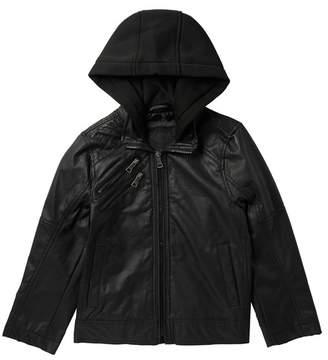 Urban Republic Motor Jacket (Big Boys)