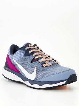 Nike Juniper Trail - Grey/Blue/Pink