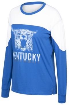 Top of the World Women's Kentucky Wildcats Freshman Long Sleeve T-Shirt