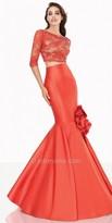 Tarik Ediz Niesha Evening Dress