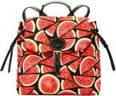 Dooney & Bourke Sandia Flap Backpack