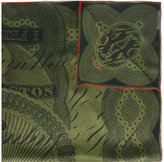 Givenchy dollar print scarf - women - Silk - One Size