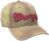 Wrangler Men's Western Adjustable-Back Baseball Cap