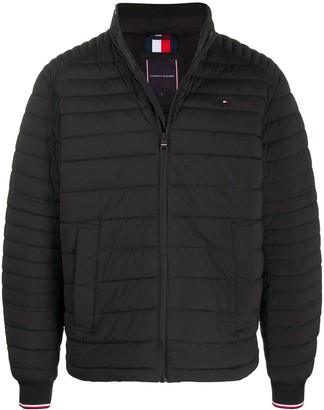 Tommy Hilfiger Flex quilted jacket