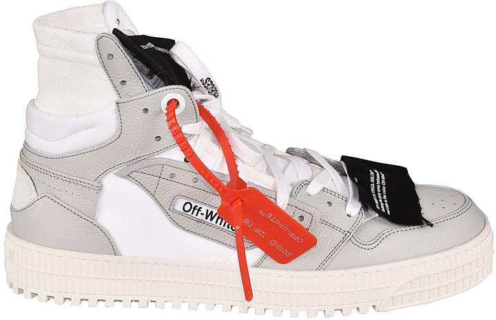 4cbd73e62a7a88 Off-White White Leather Shoes For Men - ShopStyle UK