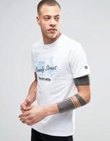 Lambretta Scooter Print T-shirt