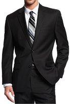 MICHAEL Michael Kors Mens Wool Notch Lapel Two-Button Blazer