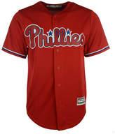 Majestic Men's Philadelphia Phillies Replica Cool Base Jersey