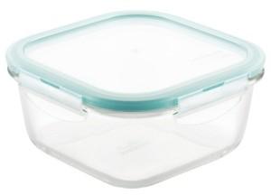 Lock n Lock Purely Better Glass 20-Oz. Rectangular Food Storage Container